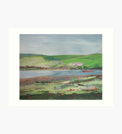 The Cove, Bantry Bay Art Print