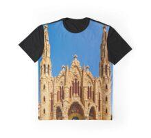 Santuario de Santa María Magdalena Graphic T-Shirt