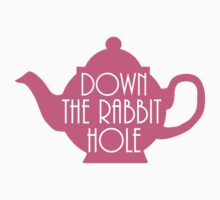 Down the Rabbit Hole Kids Clothes