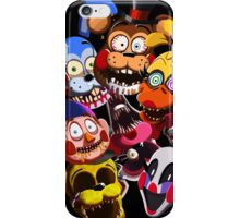 THE NEW FACES OF FUN!! iPhone Case/Skin