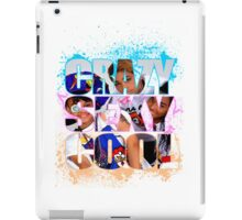 TLC iPad Case/Skin