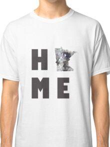 "Minnesota ""HOME"" Classic T-Shirt"