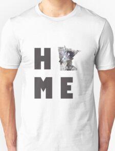 "Minnesota ""HOME"" Unisex T-Shirt"