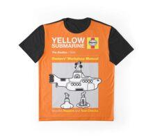 Haynes Manual - Yellow Submarine - T-shirt Graphic T-Shirt