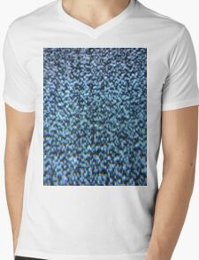 Electron Soup Mens V-Neck T-Shirt