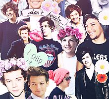 Larry Stylinson Collage by s-holmes