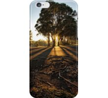 Minus 4 Degree C Early Morning Excursion (3) iPhone Case/Skin