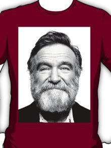 robin williams beard T-Shirt