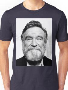 robin williams beard Unisex T-Shirt
