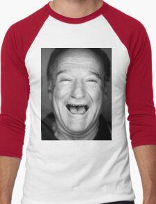 robin williams black and laugh T-Shirt