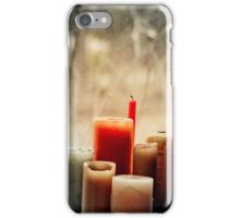 Light My Candles iPhone Case/Skin