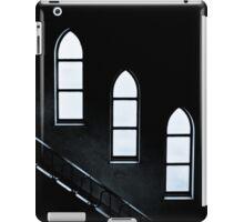 The monastery's windows iPad Case/Skin