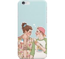 summer narry iPhone Case/Skin