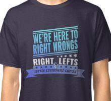 Critical Role: Vox Machina II (teal/blue) Classic T-Shirt