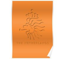 World Cup: Netherlands Poster