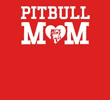 Pitbull Mom Women's Fitted Scoop T-Shirt