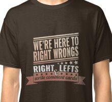 Critical Role: Vox Machina II (warm/neutral) Classic T-Shirt