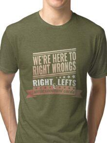 Critical Role: Vox Machina II (warm/neutral) Tri-blend T-Shirt