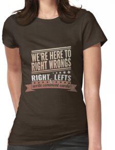Critical Role: Vox Machina II (warm/neutral) Womens Fitted T-Shirt