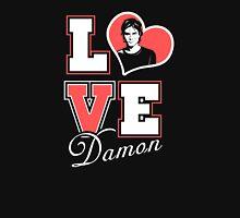 Love Damon Salvatore. TVD. Vampire Diaries. Unisex T-Shirt