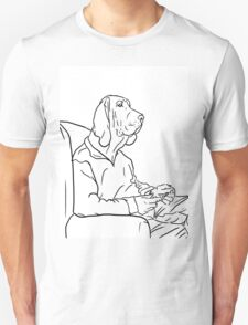 The Old Dog. T-Shirt