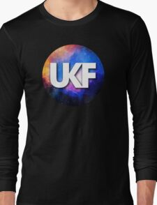 UKF - Galaxy Alt Long Sleeve T-Shirt