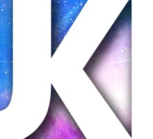 UKF - Galaxy Alt Sticker