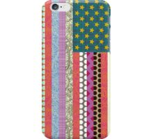 US Beauty flag iPhone Case/Skin