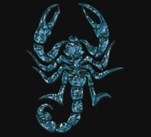 Scorpion, Scorpio, Tattoo Style by boom-art