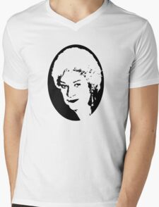 Bea Arthur Mens V-Neck T-Shirt