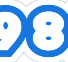1987 Sticker