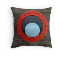 Port Hole, Starboard Hole? Throw Pillow