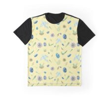 Bluebird Nest Graphic T-Shirt