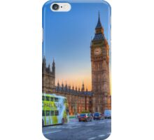 Westminster Bridge Early Evening iPhone Case/Skin