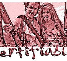 Certifiable - Natural Born Killers by JoelCortez