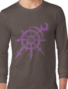 Mark of Chaos - Slaanesh Long Sleeve T-Shirt