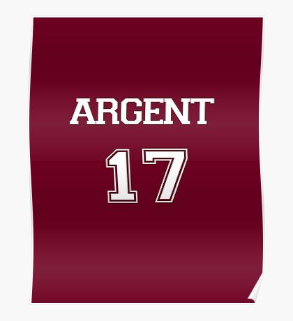 Argent 17 Poster