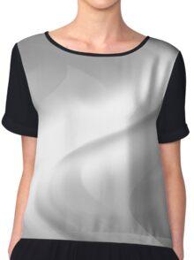 DREAM PATH (Grays & White)-(9000 x 9000 px) Chiffon Top