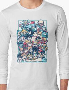 Awesomeness overloaded Long Sleeve T-Shirt