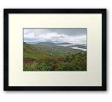 Caherdaniel - ring of Kerry - Ireland Framed Print