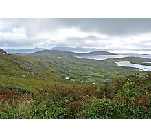 Caherdaniel - ring of Kerry - Ireland Photographic Print