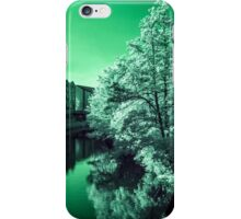 Infra-Red River iPhone Case/Skin