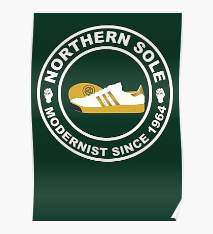 Just a Northern Sole Poster
