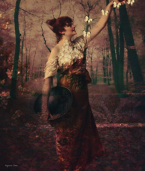 Autumn's Farewell by Suzanne  Carter