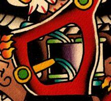 Spitshading 33 Sticker