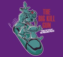 The Big Kill Gun by Scott Weston