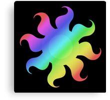 MLP - Cutie Mark Rainbow Special - Princess Celestia Canvas Print