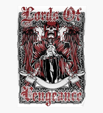 Lords of Vengeance Poster