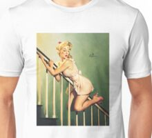 Gil Elvgren Appreciation T-Shirt no. 09 Unisex T-Shirt