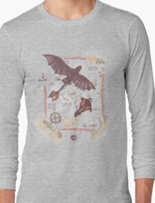 How to train your dragon Long Sleeve T-Shirt